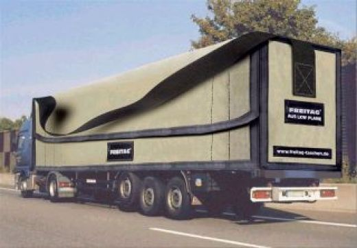 Wacky and weird painted vehicle illusions