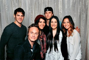 The Vampire Diaries convention: Melbourne 10/6/12