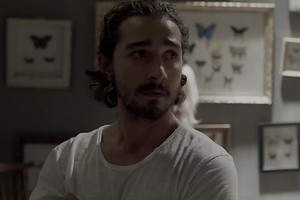 Shia Labeouf, not so shy in new role - are you artistic enough to watch this video?!