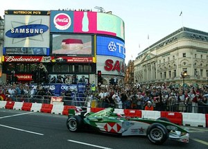 Bernie's Bonkers Brainwave: A London Grand Prix!