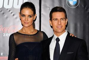 It's OFFICIALLY Over Between Tom Cruise & Katie Holmes!