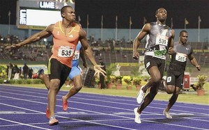 Beast Devours Bolt In 100M Olympic Trials, Claims 1st Spot!