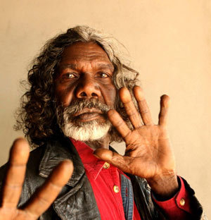 One of the greatest Australian aboriginal actors, David Gulpilil