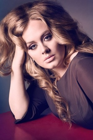 Adele has a baby rolling in her belly and rumour has it she's engaged!