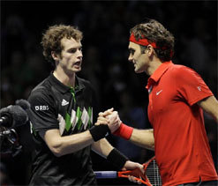 Andy Or Roger? World Awaits