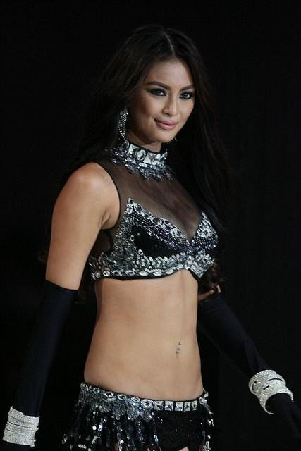 Who do you think is the sexiest Pinay for 2012?