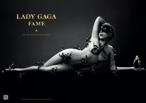 FIRST LOOK: The Ad For Lady Gaga's New Fragrance