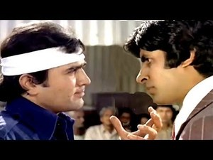 Some of the best scenes of 'the original superstar', Rajesh Khanna