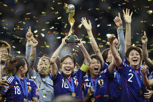Sexist Japs! Men fly Business; World Cup-Winning Women fly Economy to London 2012