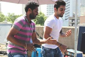 Prabhu Deva to launch Virat Kohli in movies?
