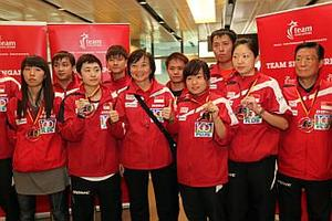 Feng Tianwei: Paddlers Must Exploit Lucky Draw