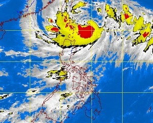 Typhoon 'Gener' still hitting Philippines as the week starts!