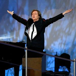 Sir Paul McCartney Pocketed £1 for Olympic Opening Ceremony Performance