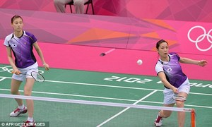 Olympics: 8 badminton players DQ'd; Jwala Gutta & Ashwini Ponappa likely to be reinstated