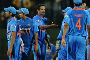 India thrash Sri Lanka in 5th ODI, claim 2nd spot in rankings