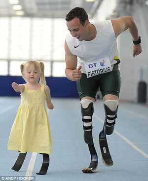 London 2012's most touching human interest stories