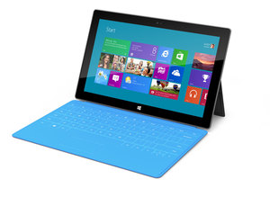 With Surface, Microsoft Corp all set to Capture the Tablet Market!