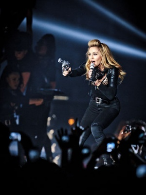 Madonna Fight Against St. Petersburg Gay Pride Ban