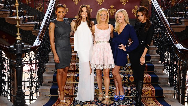 Spice Girls, Take That, The Who, and Wham! to Headline Olympic Closing Ceremony