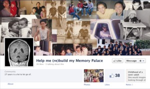 Man With Amnesia Uses Facebook to Rebuild His Memories