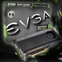 Meet Your New Weapon: The GeForce GTX 660 Ti