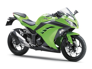 Rumors of an updated 250 Kawasaki Ninja. True?