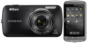 Nikon Coolpix S800c The Android Camera