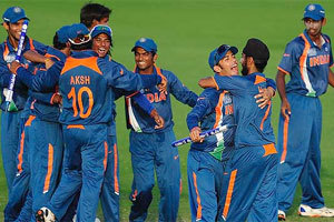 India Beat New Zealand To Make Under-19 World Cup Final