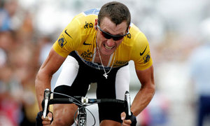 Cycling: Drugs Cheat Lance Armstrong's Legacy Destroyed