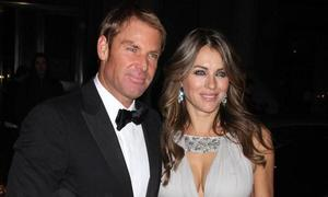 Now A Film On Shane Warne-Liz Hurley Romance?
