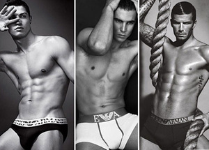 Male Celebs, Undressed!