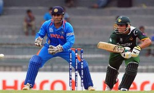 Pakistan Beat India By 5 Wickets In The World T20 Warm-Up Match!