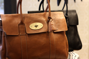 Mulberry Bayswater bag for the win!