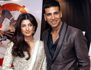 Akshay Kumar And Twinkle Khanna Blessed With A Baby Girl