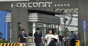 Apple Supplier Foxconn Reopens Huge China Factory After Riot