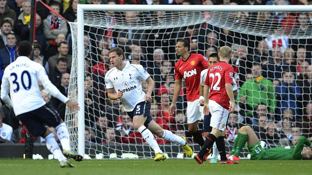 Tottenham spurred on by historic win