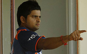 Suresh Raina Mocks Pakistan On Twitter, Then Blames It On Nephew