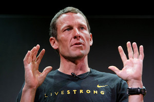 The Scandalous Cyclist Lance Armstrong Quits Livestrong Post, Dropped By Nike