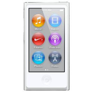 New iPod Nano (7th-generation)