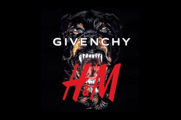 Givenchy for H&M?