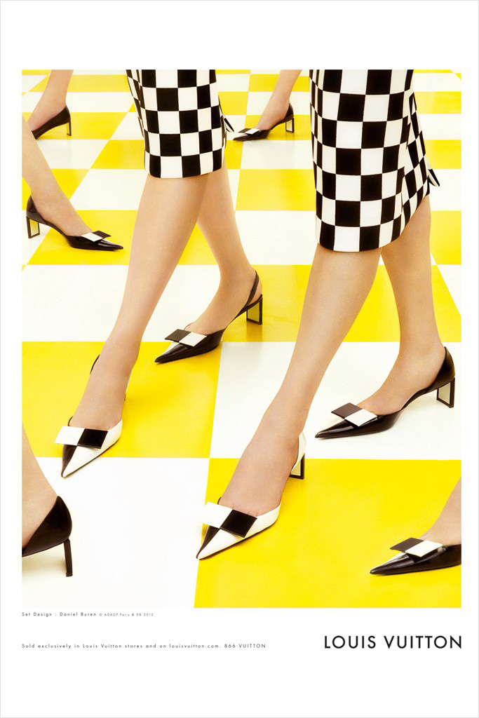 First look: Louis Vuitton Spring/Summer 2013 By Steven Meisel