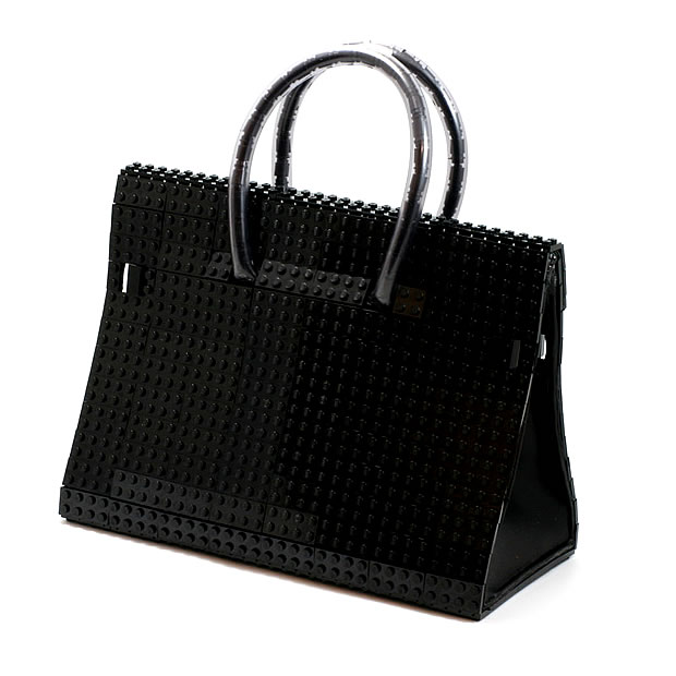 A Tribute To Hermés With The Lego Birkin Bag