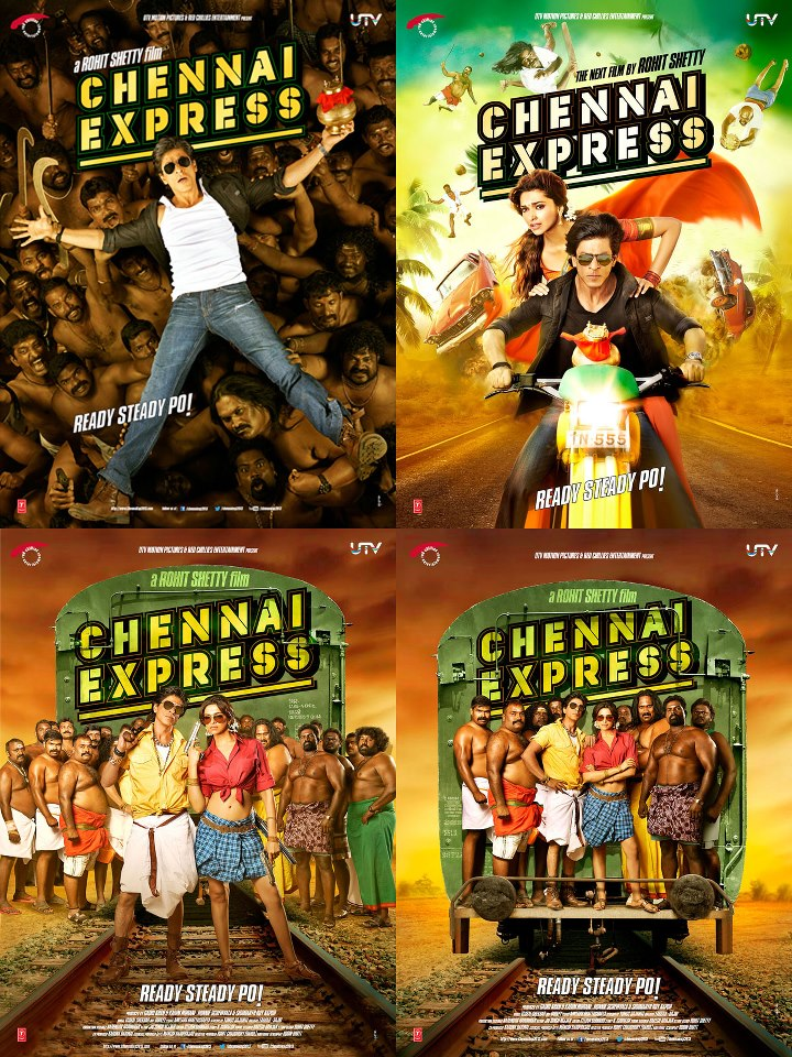 [WATCH] Chennai Express: Trailer Out, Did It Argue You To Get On The Train?