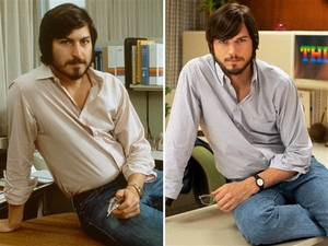 Ashton Kutcher to Become Steve Jobs this April 2013