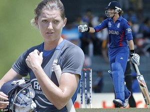 Women's Cricketer Sarah Taylor Set To Bridge The Sex Divide, Could Play With Men's Team