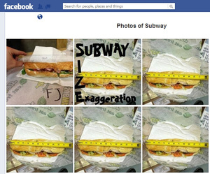 Oh no, Subway's footlong is only 11 inches?