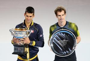 Djokovic make history at Aussie Open