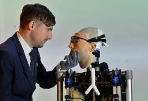 Meet Rex, world's first bionic man