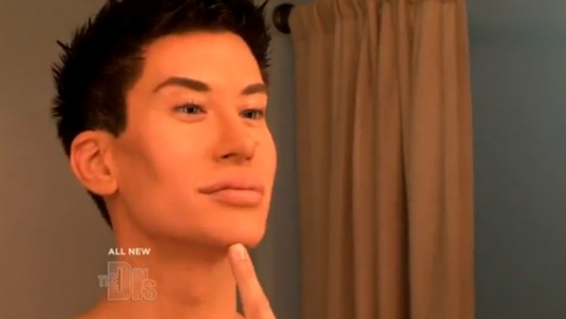Good news! 'Human Ken Doll' Justin Jedlica spends $100 000 on plastic surgery