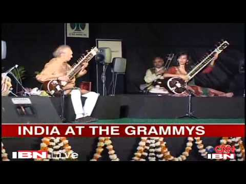 Late Pandit Ravi Shankar Wins Best World Music Album Grammy